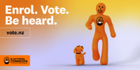 voting orange man