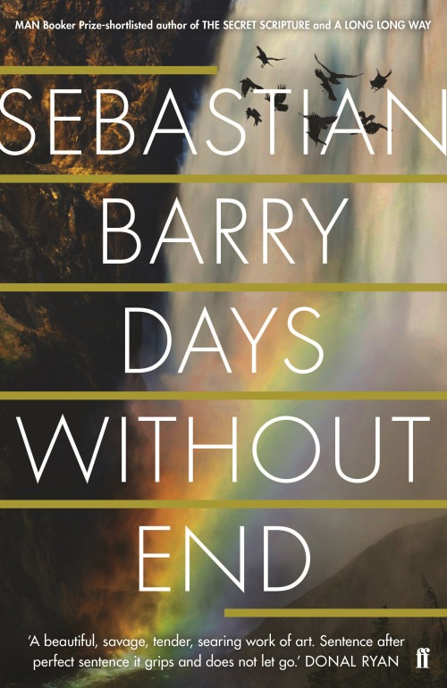 Days Without End by Sebastian Barry - Nelson Public Libraries