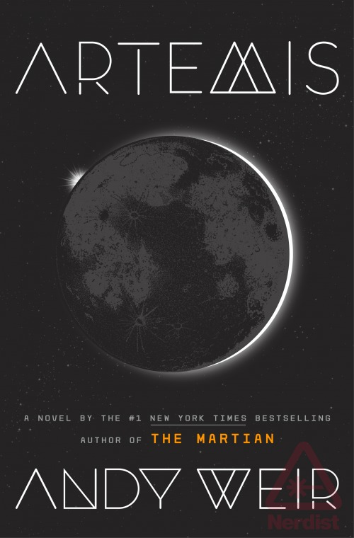 Artemis Book Cover Andy Weir
