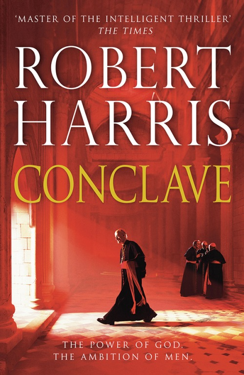 conclave review robert harris
